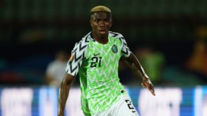 I want to do things my way - Nigeria forward Victor Osimhen