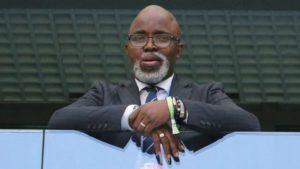 Nigeria's Amaju Pinnick refuses to rule out Caf presidency bid