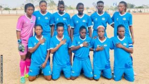 Sierra Leone women's footballers welcome life-changing equal pay