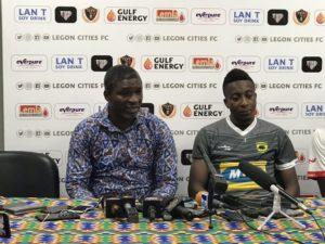 I need to know why Maxwell Konadu has sidelined me to the bench - Kotoko goalkeeper Felix Annan