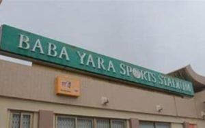 VIDEO: Renovation works resume at Baba Yara Sports Stadium