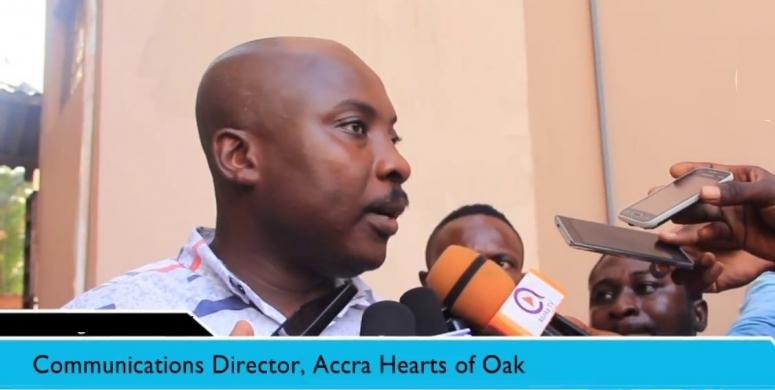 Support board Hearts of Oak board to succeed - Opare Addo urges fans