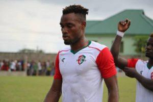 Midfielder Emmanuel Keyekeh in Kumasi this weekend to complete move to Kotoko