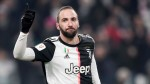 Source: Miami nearing deal with Juve's Higuain