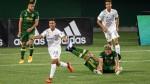 Pavon, Juarez help LA Galaxy topple Timbers