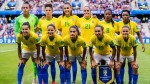 Brazil announces equal pay for women's team