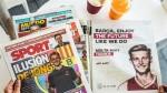 De Jong, Zlatan, De Gea: When newspapers are used to get the message across
