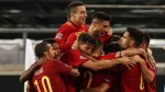 Spain score last-gasp goal to draw with Germany