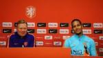 Van Dijk: Koeman exit disappointed Dutch team