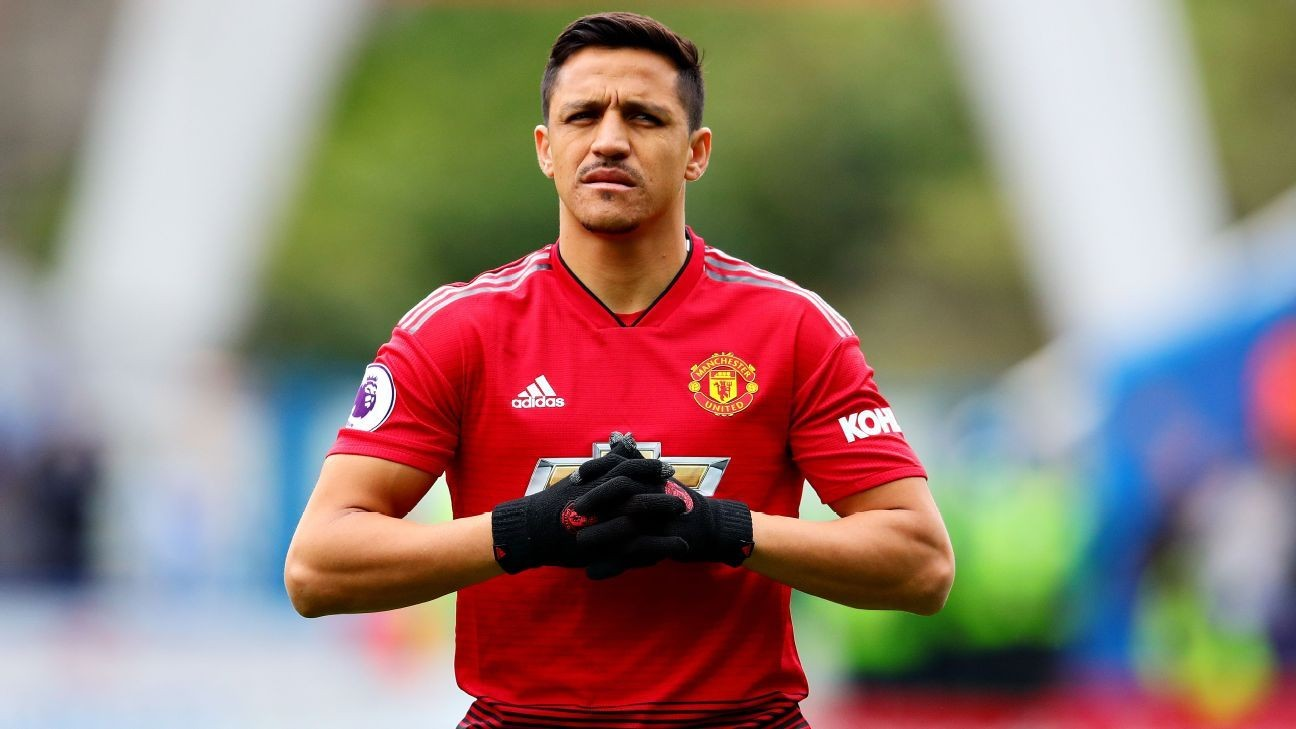 Sanchez wanted to 'rip up' Man Utd contract