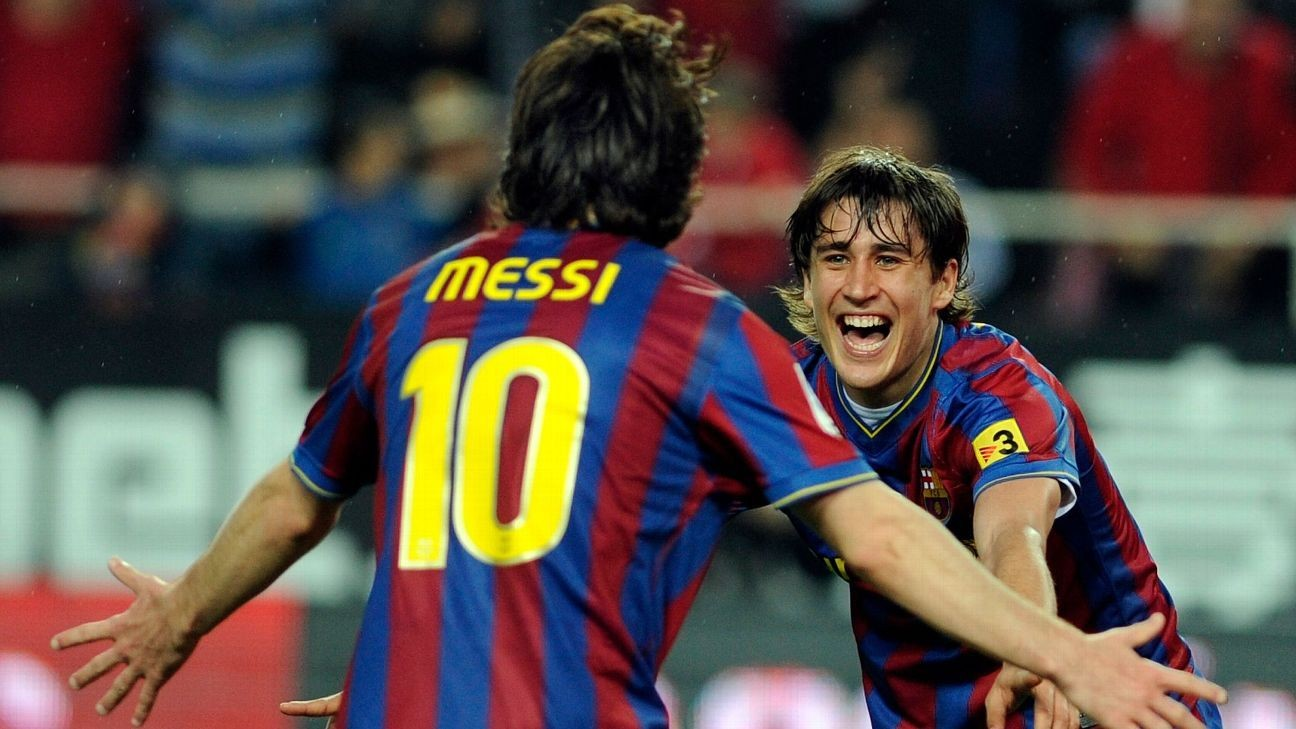 Bojan, Zarate, Halilovic: What happened to those dubbed 'the next Messi'?