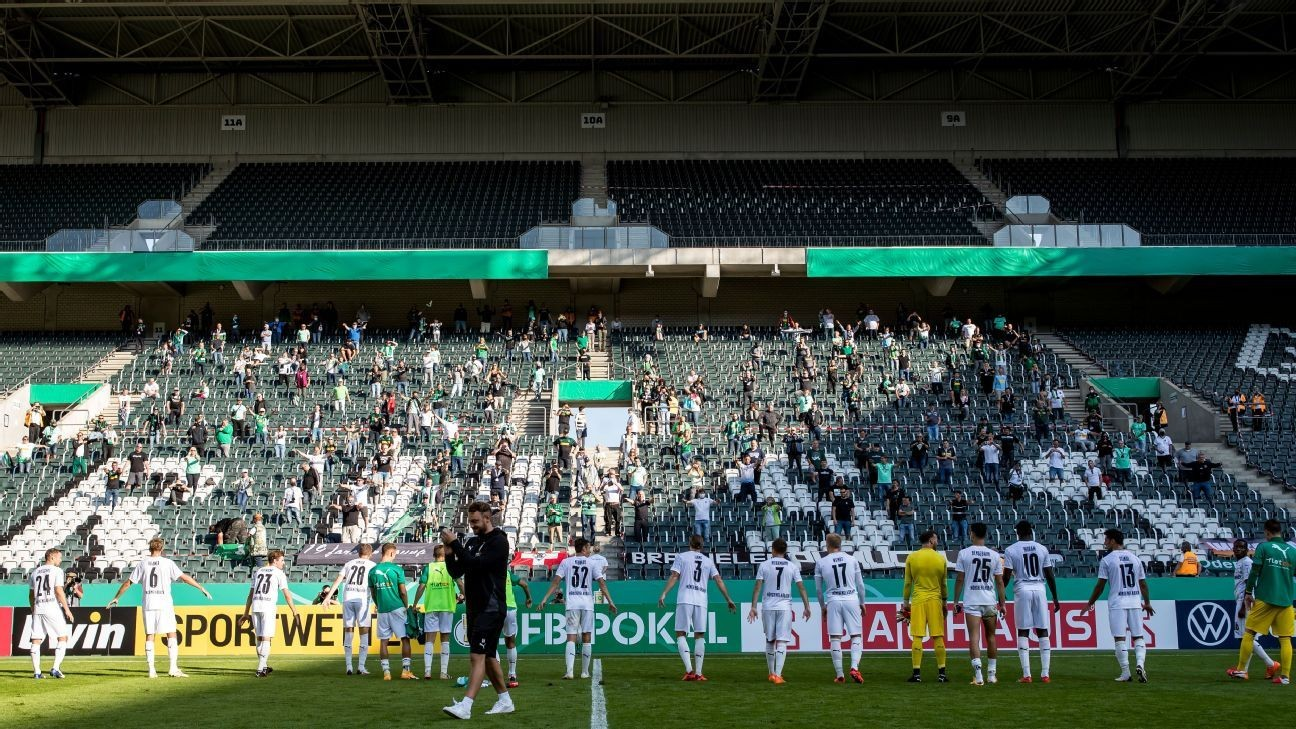 Bundesliga is welcoming back fans; when will Premier League, La Liga and Serie A follow suit?