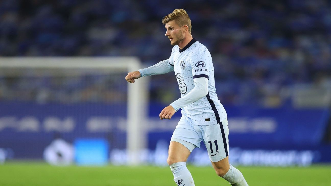 Werner: 'Best decision' to reject Liverpool