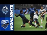 Vancouver Whitecaps FC vs. Montreal Impact   MLS Highlights   September 16, 2020