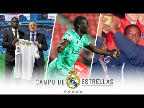 The Ferland Mendy story: PSG ➡️ shock injury ➡️ Real Madrid & France dreams