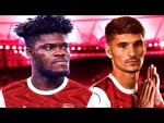 Arsenal To Make Double Signing of Aouar & Partey This Summer?!   Transfer Review