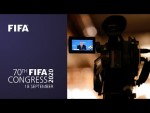 COMING SOON - Post-70th FIFA Congress Press Conference (ENGLISH)