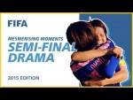 Late semi-final drama | Canada 2015 | Mesmerising Moments