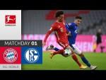 FC Bayern München - FC Schalke 04 | 8-0 | All Goals | Matchday 1 – Bundesliga 2020/21