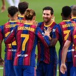 Griezmann helps Barca to third straight friendly win