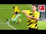 Giovanni Reyna's Historic Moment! – US Star Scores His First Bundesliga Goal