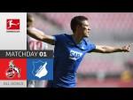Last Minute Win & Kramaric Hat Trick | 1. FC Köln - TSG Hoffenheim 2-3 | All Goals | Matchday 1