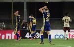 Verona twice hit the crossbar in Roma draw