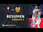 Resumen de RC Celta vs Valencia CF (2-1)