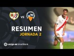 Resumen de Rayo Vallecano vs CE Sabadell (2-1)