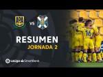 Resumen de AD Alcorcón vs CD Tenerife (2-0)