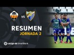 Resumen de CD Castellón vs Málaga CF (0-1)