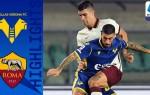 Verona 0-0 Roma: Highlights   Crossbar to the rescue