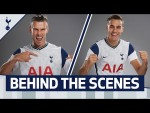 BEHIND THE SCENES | Gareth Bale and Sergio Reguilón sign for Tottenham Hotspur