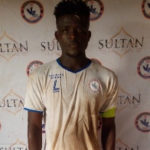 Brekum Chelsea captain Zakaria Fuseini eyes a move abroad
