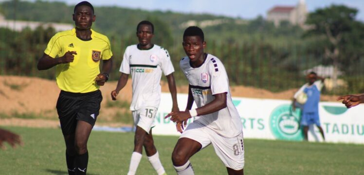 Inter Allies midfielder Abraham Okyere handed Black Satellites call-up