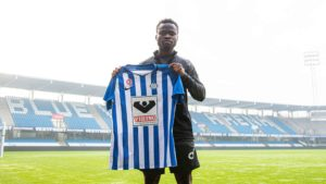 We still have a strong belief in Clinton Antwi – FC Nordsjaelland Sports Manager Jan Laursen