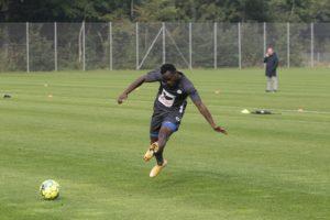 I want to help Esbjerg fB return to the Danish Superliga – Defender Clinton Antwi