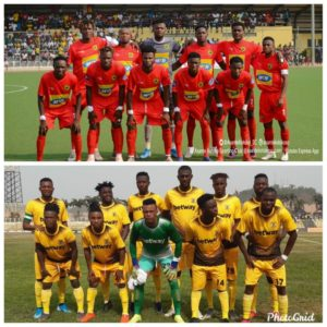 It will be difficult for Kotoko and Ashanti Gold SC to succeed in Africa - JE Sarpong