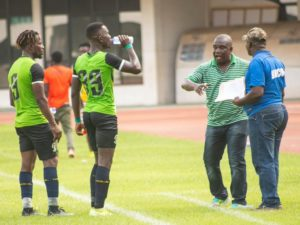 OFFICIAL: Sekondi Hasaacas and coach Benjamin Hayford part ways