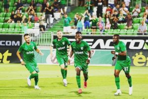 VIDEO: Bernard Tekpetey provides 3 assists in Ludogorets' big win against Sozopol