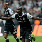 Cameroon star Vincent Aboubakar returns to Besiktas