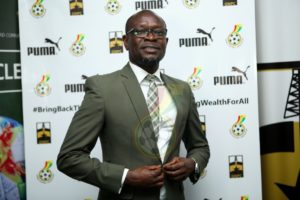 Sports Minister confident of CK Akonnor ending Ghana's Afcon trophy drought