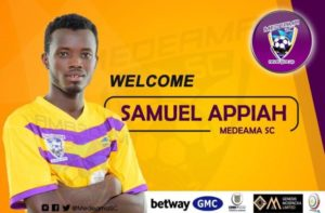 Asante Kotoko interested in Medeama SC duo Appiah and Boadu