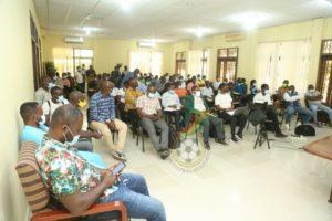 Ghana FA holds DTMS training for clubs ahead of new season