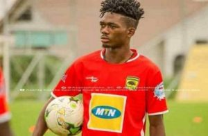Empem Dacosta insists his Kotoko contract is not being terminate because of bad performance