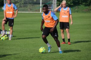 Danny Amankwaa fails to merit a contract at Randers FC after trial period