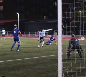 Nsungusi Effiong hits brace to power HB Køge to victory in Danish cup