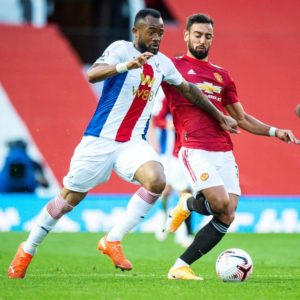 Jordan Ayew elated with Crystal Palace big win over Manchester United