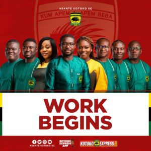 PHOTOS: Kotoko's new management team officially unveiled