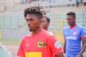 Empem Dacosta officially sever ties with Kotoko after failed loan talks with Nana Yaw Amponsah
